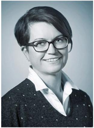 Mgr.Monika Windsor ředitelka Královské základní školy v Praze Troji