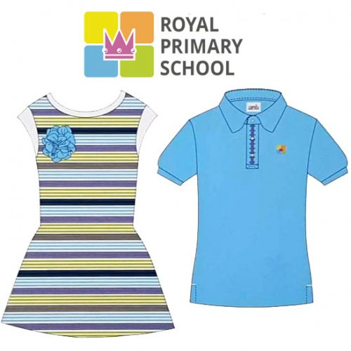 Royal elementary school Prague Troja - school uniform
